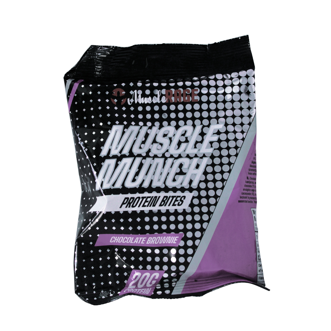 Muscle Munch Single Chocolate