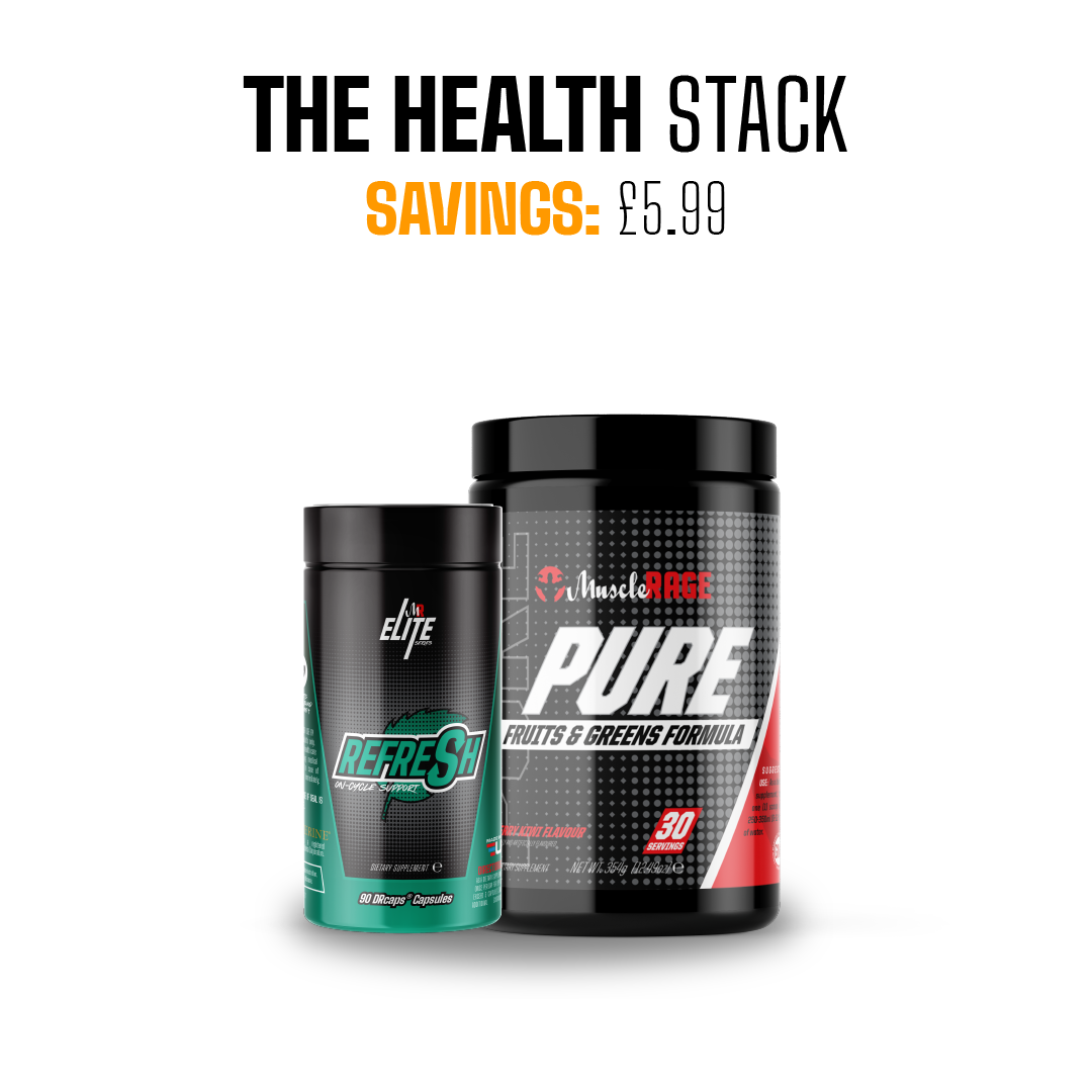 Muscle Rage Health Stack